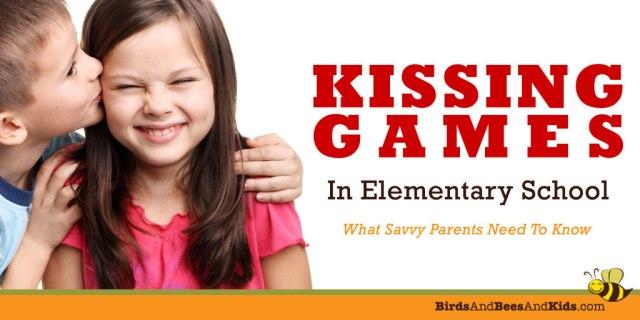 Kissing Games In Elementary School